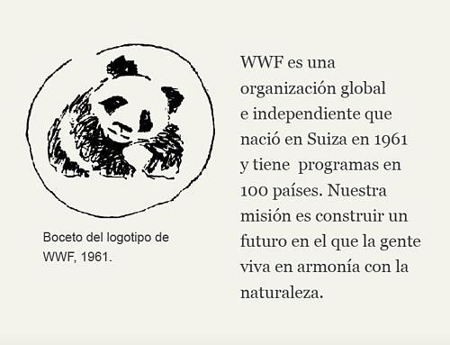 WWF: Historia y misión