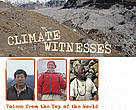 Climate Witness: Voices from the Top of the World