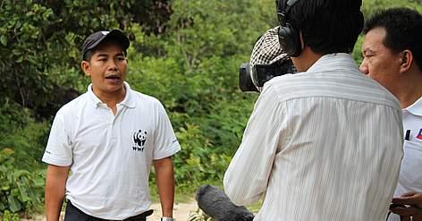 / ©: WWF-Cambodia / Tep Asnarith