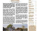 WWF Cambodia newsletter