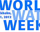 World Water Week 2012 logo