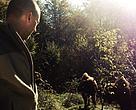 Monitorizarea zimbrilor în Munții Țarcu cu rangerii WWF